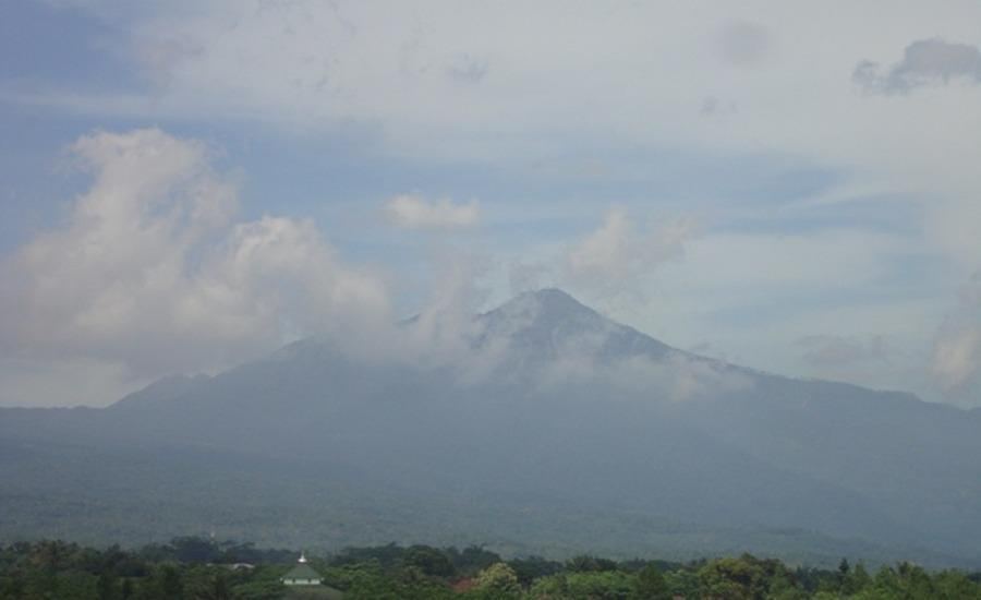 Senjoyo Agung Salatiga - Pemandangan gunung