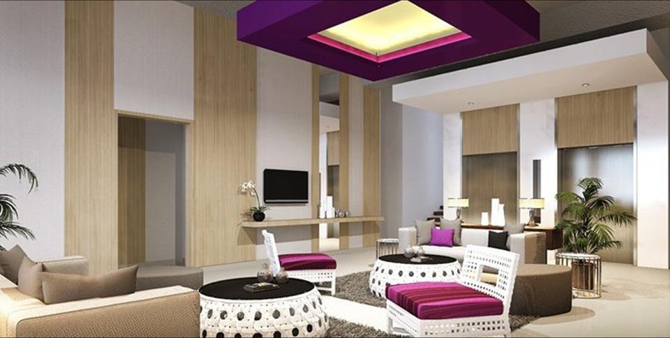 favehotel Bandara Tangerang - Lobby