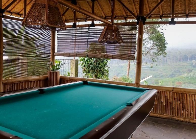 NIDA Rooms Gunung Putri Bosscha Lembang - Area olahraga