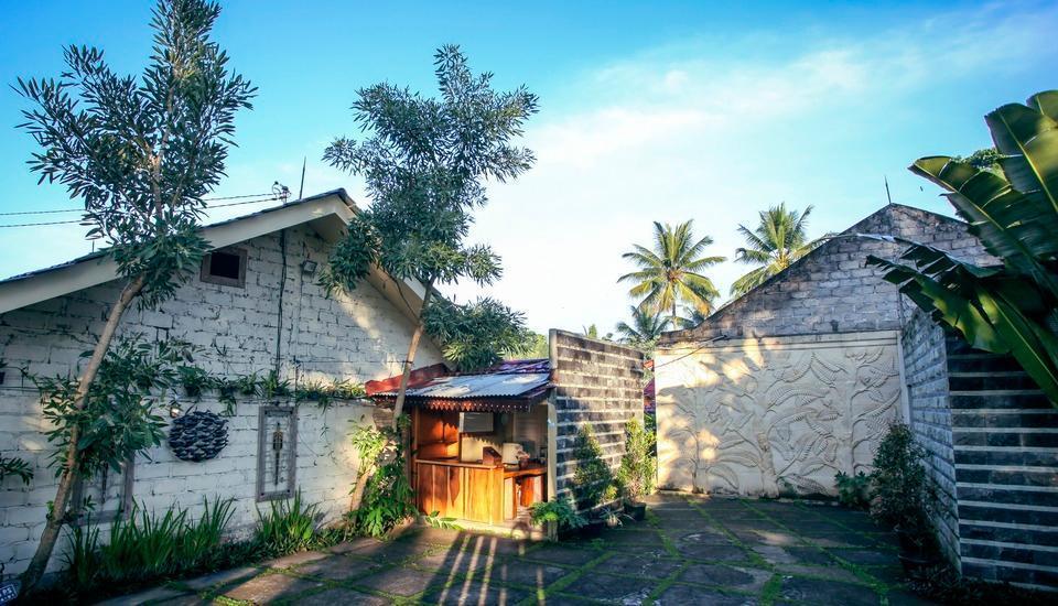 Villa Padi Cangkringan - resepsionis