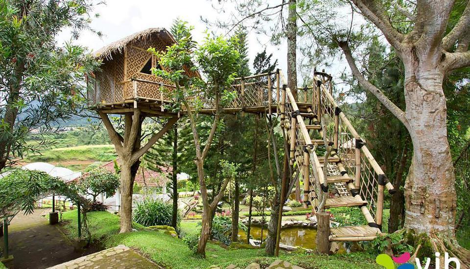 Bamboo Village Bandung - FASILITAS