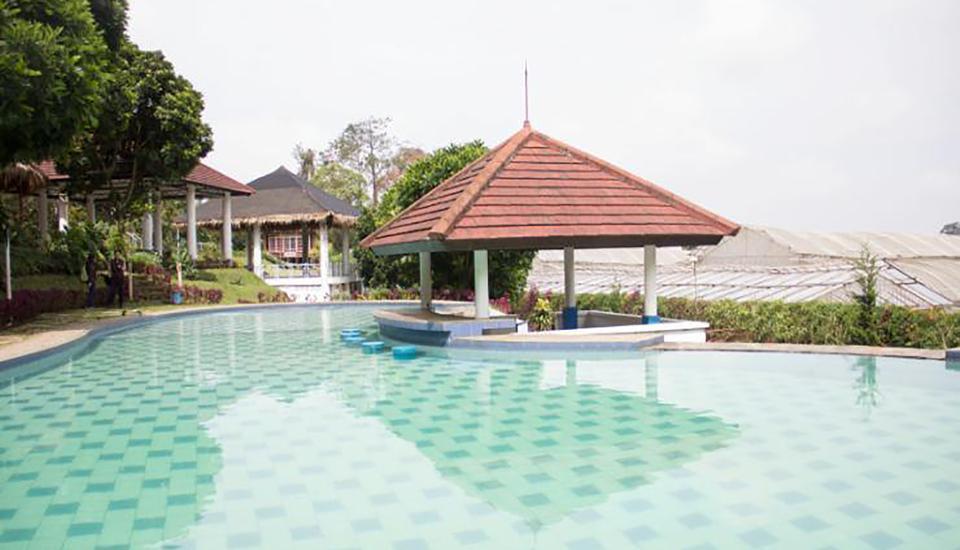 Bamboo Village Bandung - KOLAM RENANG