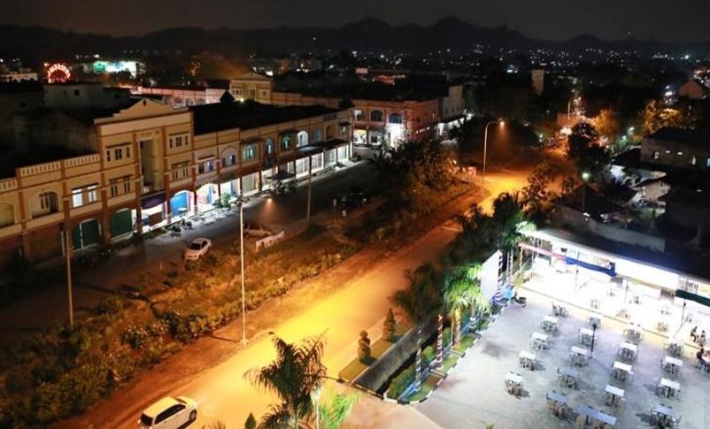 Avia Smart Hotel Batam - Pemandangan