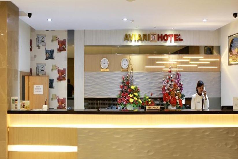 Avia Smart Hotel Batam - Resepsionis