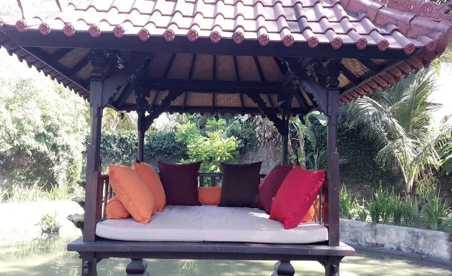 Puri Dalem Cottage Ubud - Pendopo
