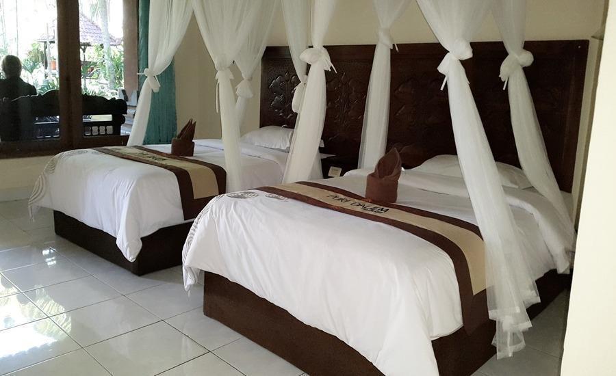 Puri Dalem Cottage Ubud - Twin Bed
