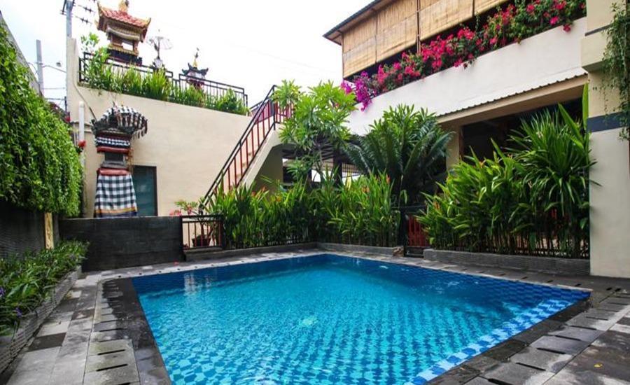 Rantun's Place Bali - Kolam Renang