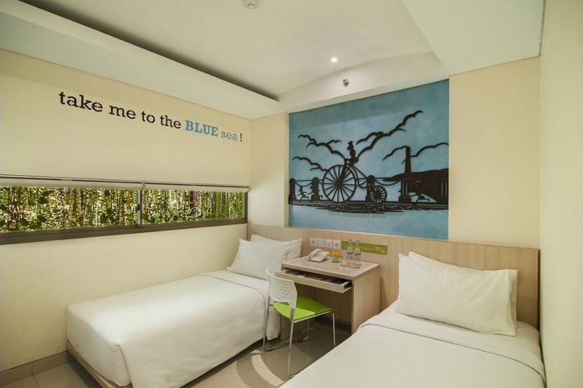 Grandmas Plus Hotel Legian - Kamar Double atau Twin Penawaran menit terakhir: hemat 15%