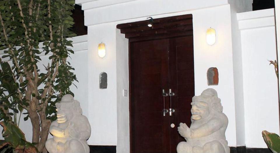 Anggie Boutique Villa Bali - Exterior