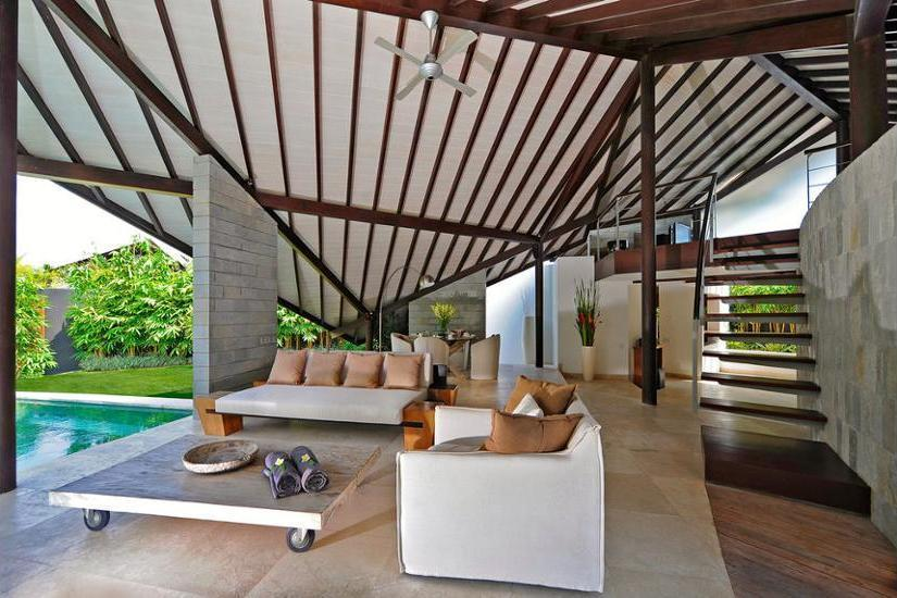 The Layar - Designer Villas & Spa Seminyak - Terrace/Patio
