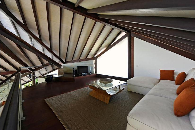 The Layar - Designer Villas & Spa Seminyak - Living Room