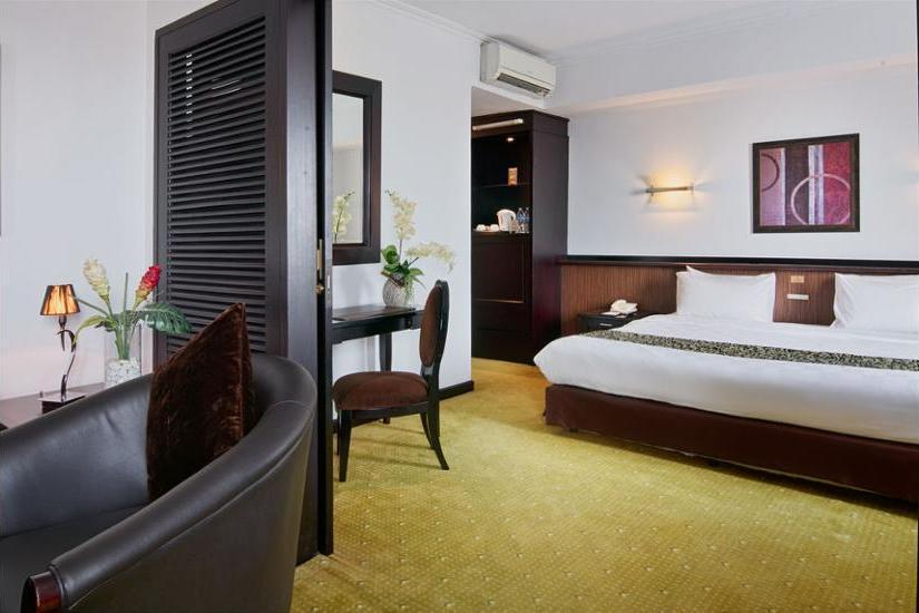 Jakarta Airport Hotel Managed by Topotels Jakarta - Guestroom