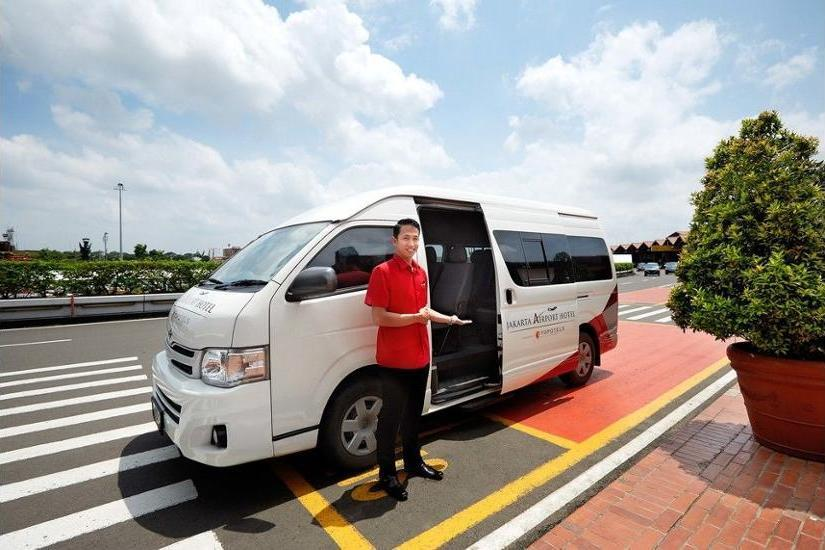 Jakarta Airport Hotel Managed by Topotels Jakarta - City Shuttle