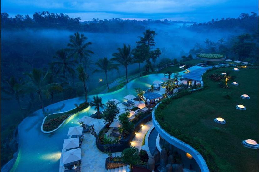 Padma Resort Ubud - Featured Image