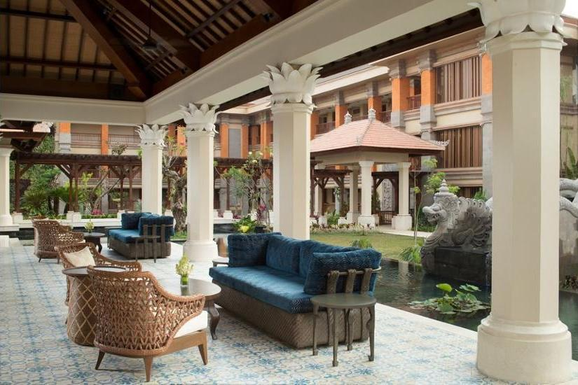 Padma Resort Ubud - Restaurant