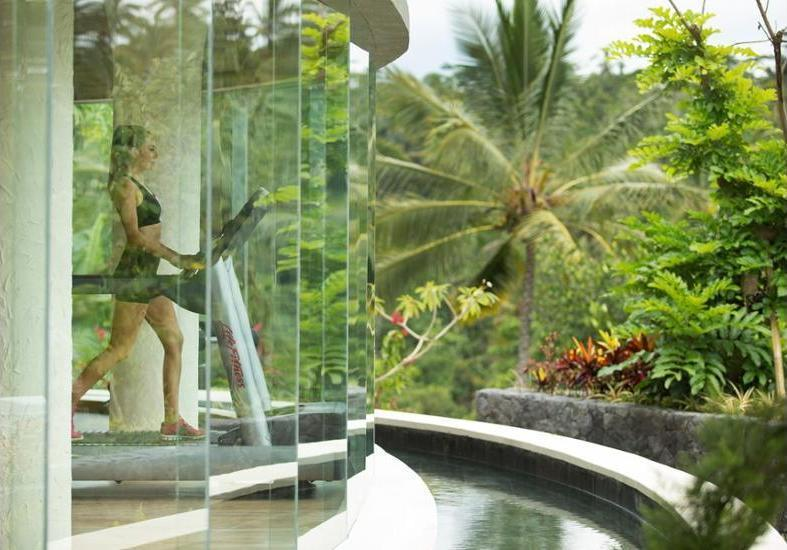 Padma Resort Ubud - Fitness Facility