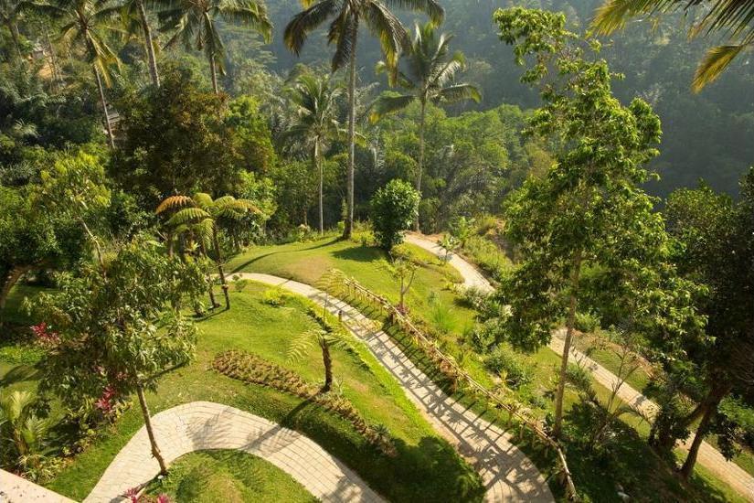 Padma Resort Ubud - Property Grounds