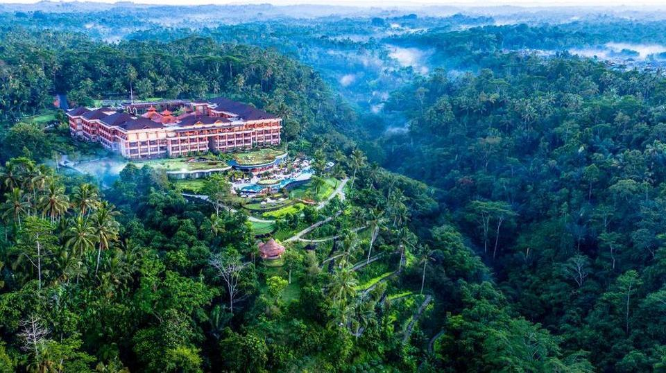 Padma Resort Ubud - Mountain View