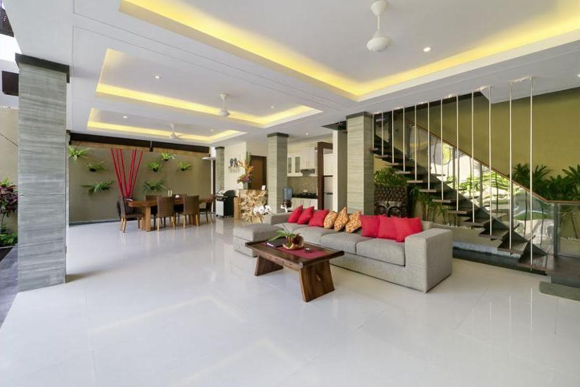 The Kumpi Villas Bali - Living Room