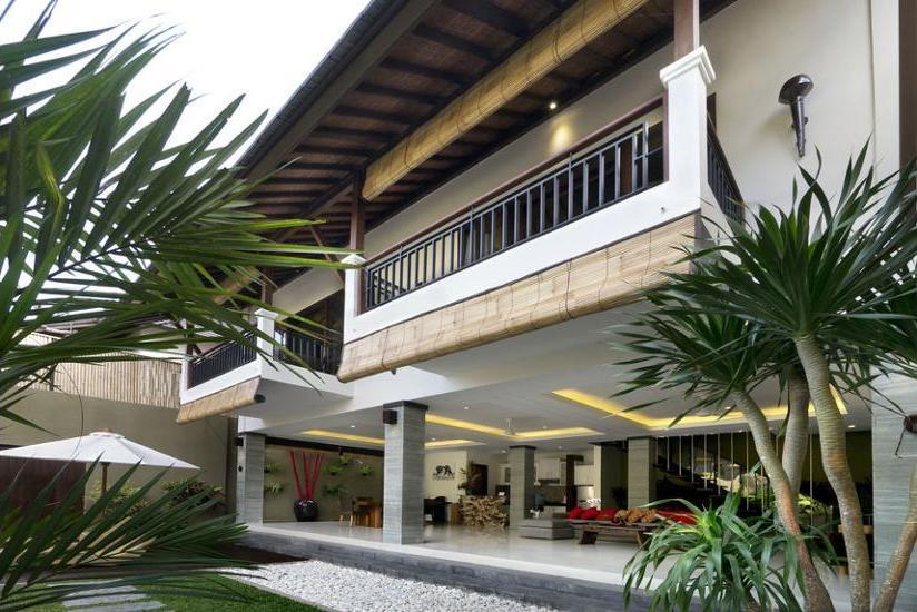 The Kumpi Villas Bali - Hotel Front