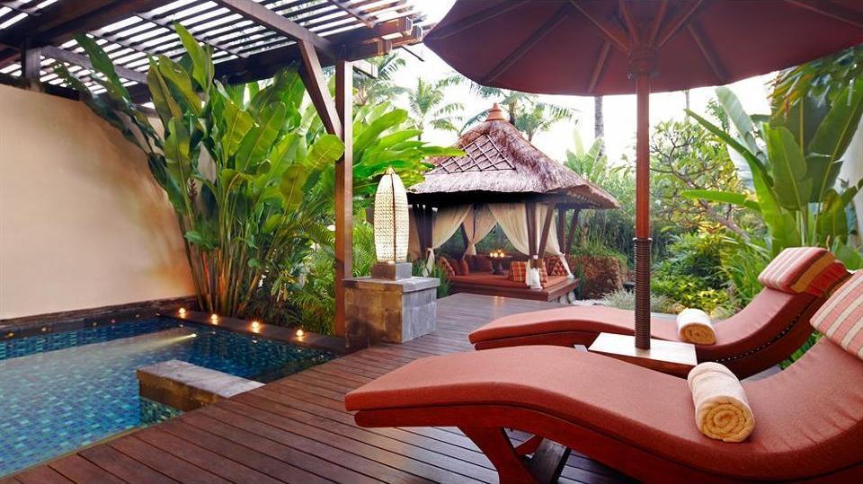 The St. Regis Bali Resort Bali - Terrace/Patio