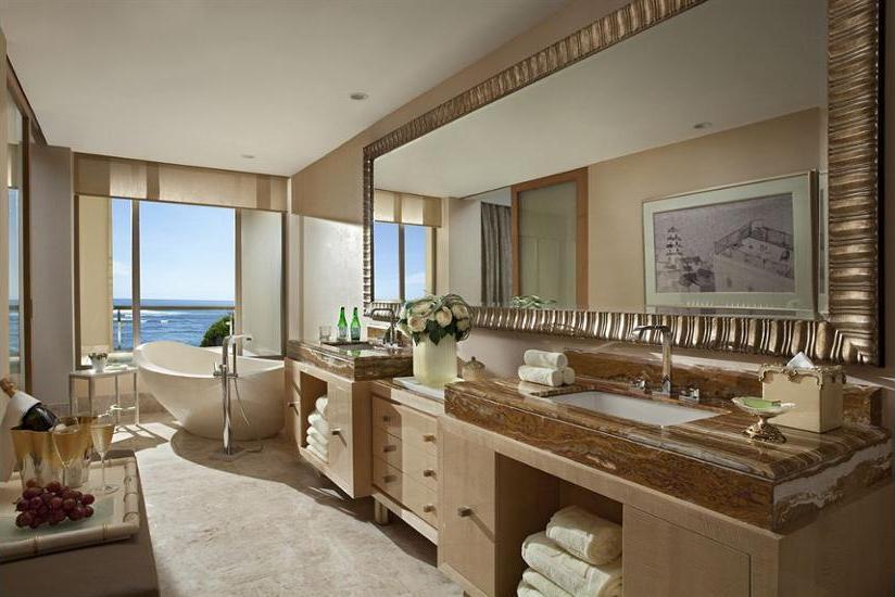 The Mulia Bali - Bathroom