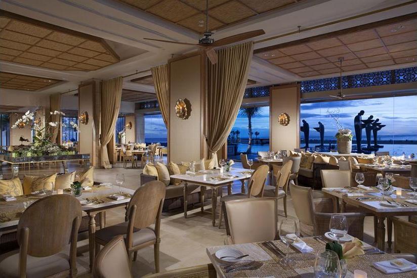The Mulia Bali - Restaurant