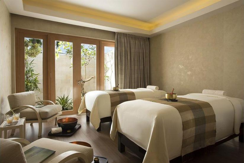 The Mulia Bali - Treatment Room