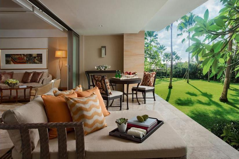 The Mulia Bali - Terrace/Patio