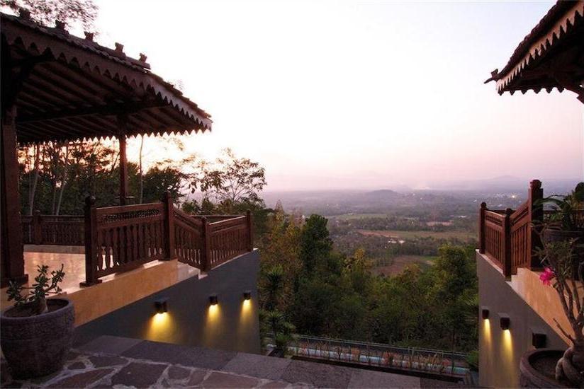 Villa Borobudur Magelang - Exterior