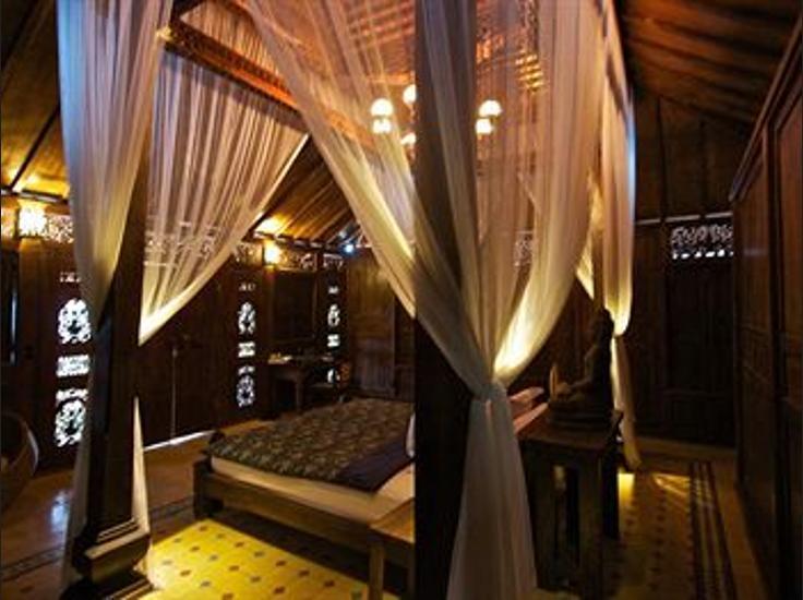 Villa Borobudur Magelang - Guestroom