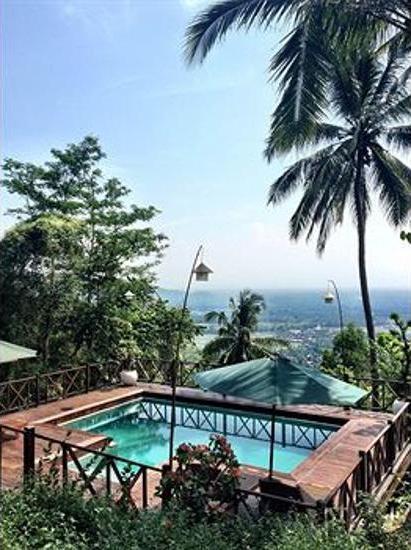 Villa Borobudur Magelang - Guestroom View