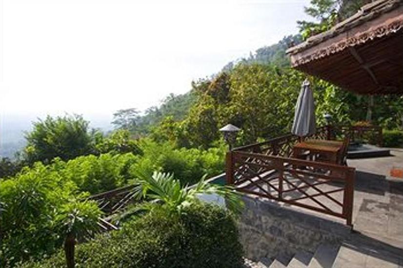 Villa Borobudur Magelang - Terrace/Patio