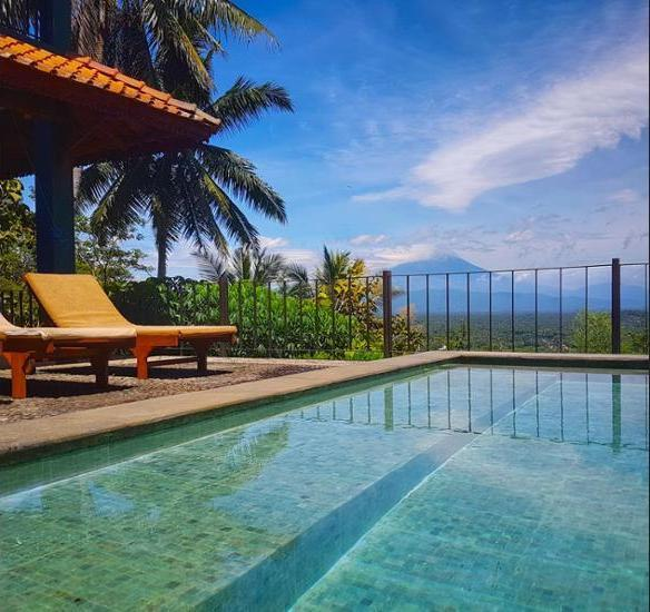 Villa Borobudur Magelang - Vila Keluarga, 2 kamar tidur Regular Plan