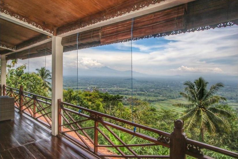 Villa Borobudur Magelang - Vila, 3 kamar tidur (Merbabu) Regular Plan