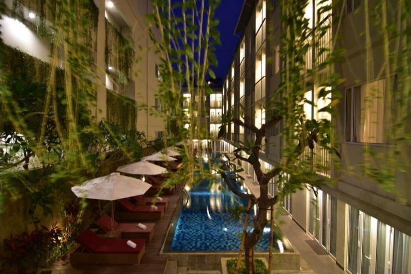 The ONE Legian - Outdoor Pool