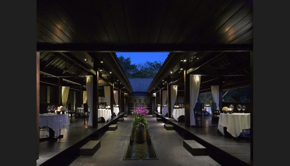 Bulgari Resort Bali - Restaurant