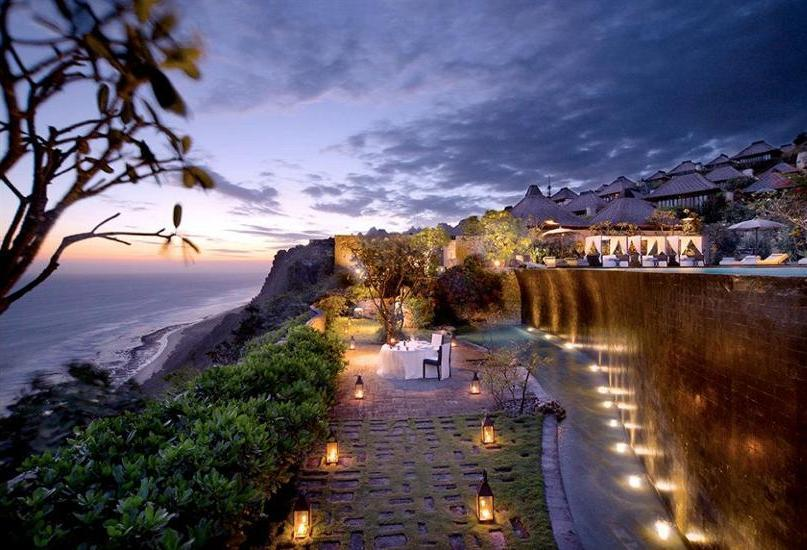 Bulgari Resort Bali - Couples Dining