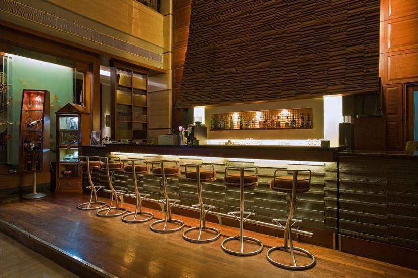 Novotel Semarang - Hotel Lounge
