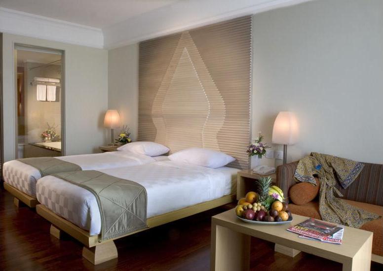 Novotel Semarang - Kamar Superior, 2 Tempat Tidur Twin Regular Plan