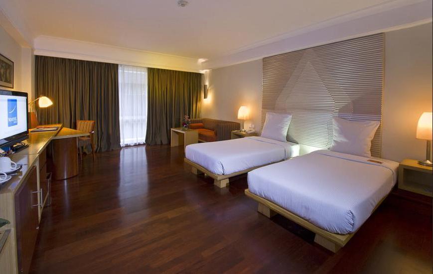 Novotel Semarang - Kamar Standar, 1 tempat tidur queen Regular Plan