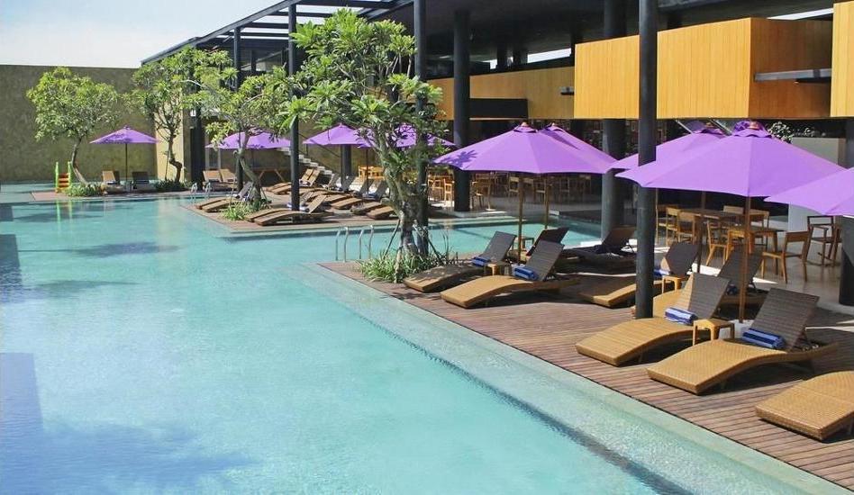 Centra Taum Seminyak - Centra-Taum-Seminyak-Bali-Pool