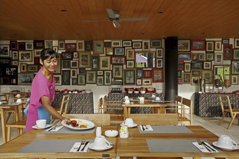 Centra Taum Seminyak - Restaurant