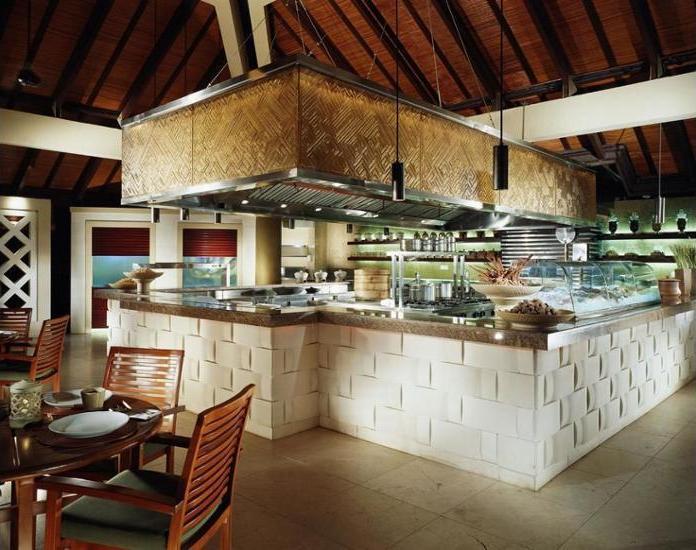 Grand Hyatt Jakarta - Buffet