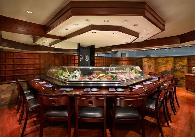 Grand Hyatt Jakarta - Restaurant
