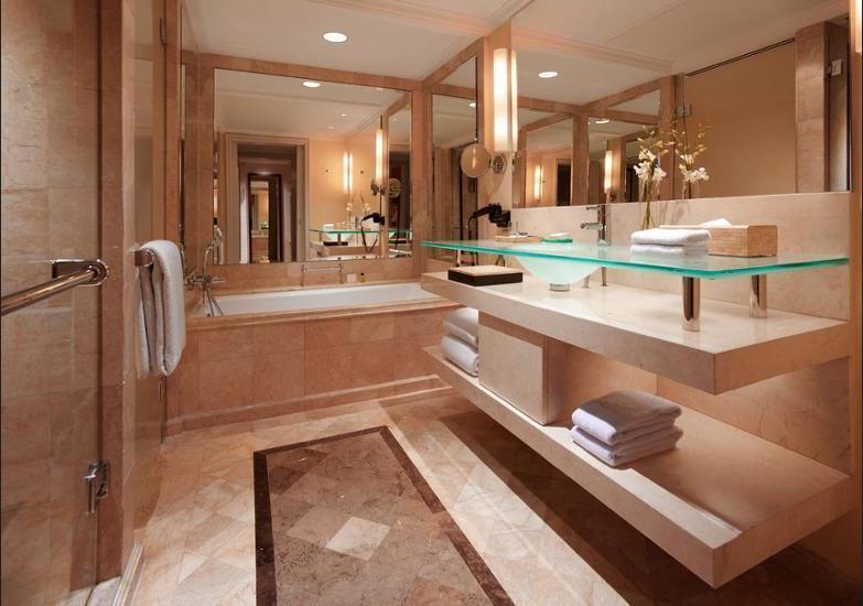 Grand Hyatt Jakarta - Bathroom
