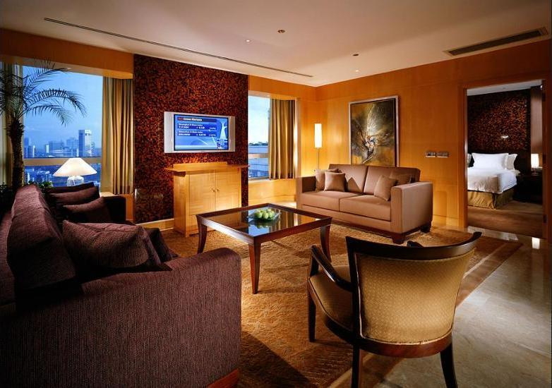 Grand Hyatt Jakarta - Living Area