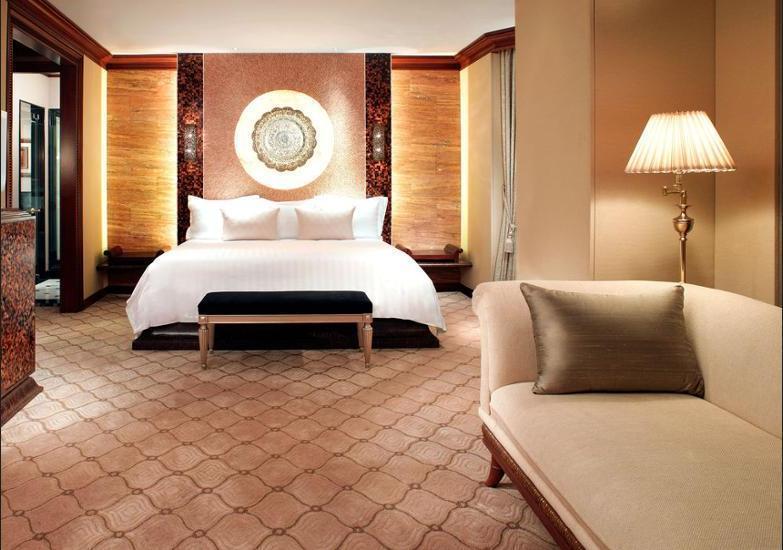 Grand Hyatt Jakarta - Guestroom