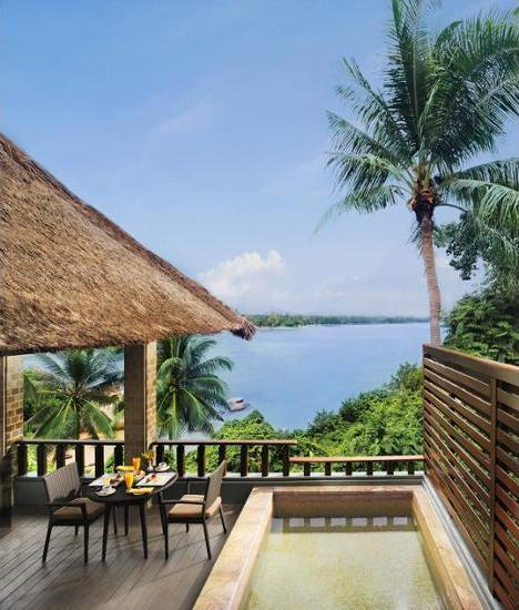 Banyan Tree Bintan - Oceanview Infinity Pool Villa â?? Two Bedroom - Stay Golf Spa Penawaran Waktu Terbatas!