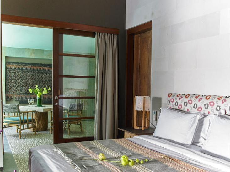 The Purist Villas & Spa Bali - Guestroom View